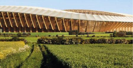 estadio sostenible